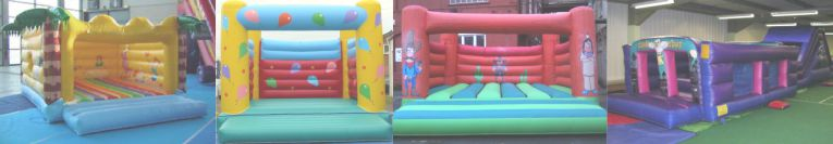 Bouncy Castle & Inflatable PIPA & RPII Testing in Somerset